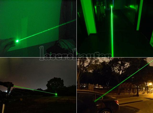 Laserpointer grün 3000mW