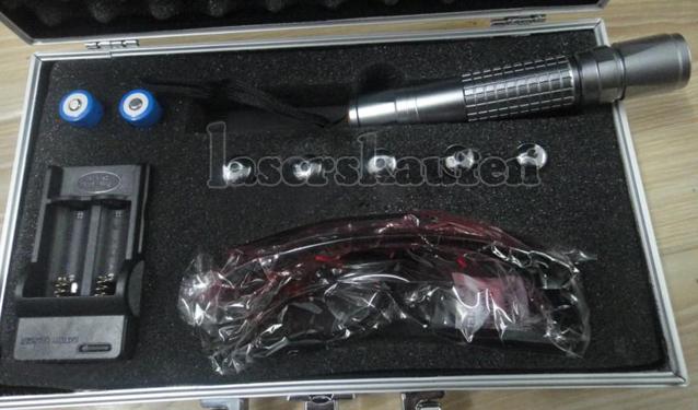 Leistungsstarke Laserpointer 3000mW