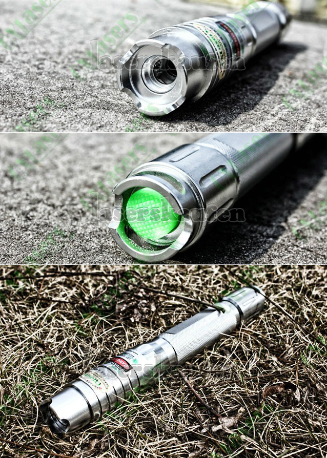 Laserpointer grün Klasse 4