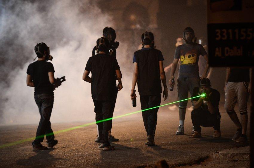 stark laser 5000mW grün
