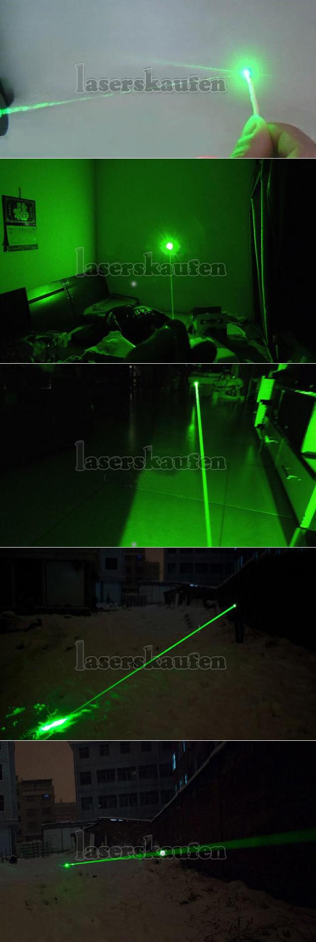 Hohe Leistung Laserpointer 1000mW