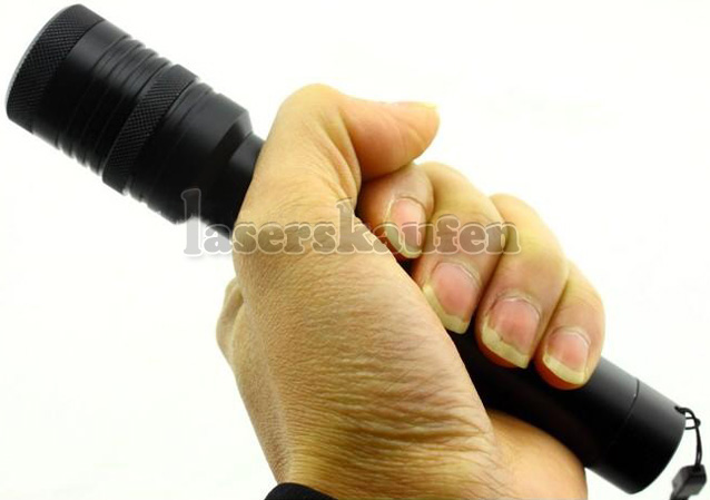 Extrem starker Handlaser