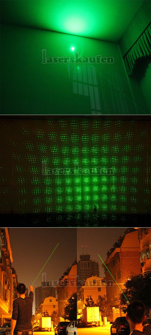 Laserpointer Grün 200mW günstig