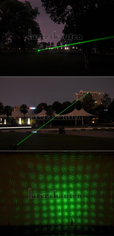 Laserpointer Grün wasserdicht