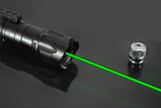 Laserpointer Grün 1000mW wasserdicht