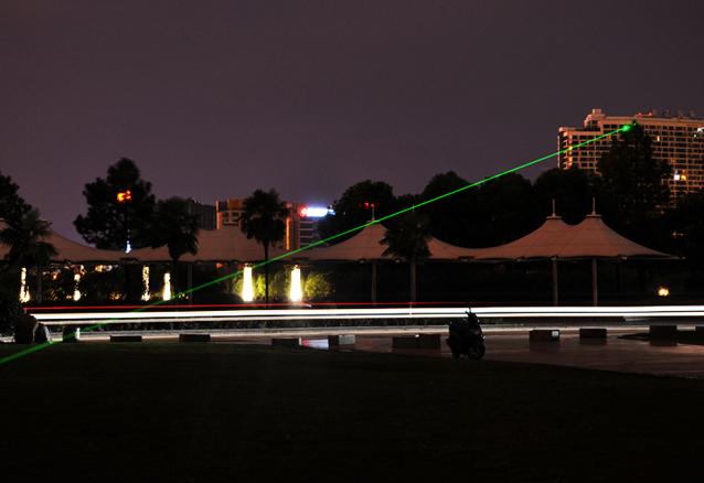 Grüner Laserpointer 1000mW