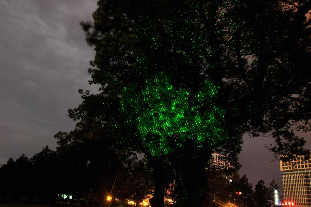 Laserpointer Grün 1000mW fokussierbar