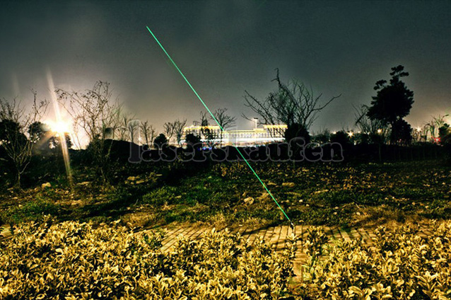 Ultra stärke Laserpointer 5000mW Grün