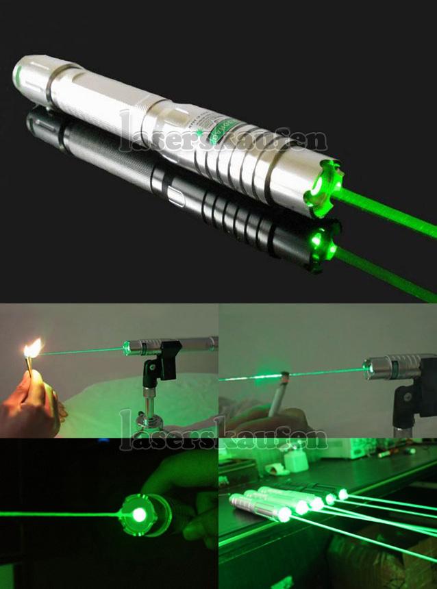 Stärkste Laserpointer Grün 10000mW kaufen