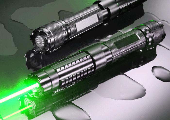 Laserpointer 10000mW Grün