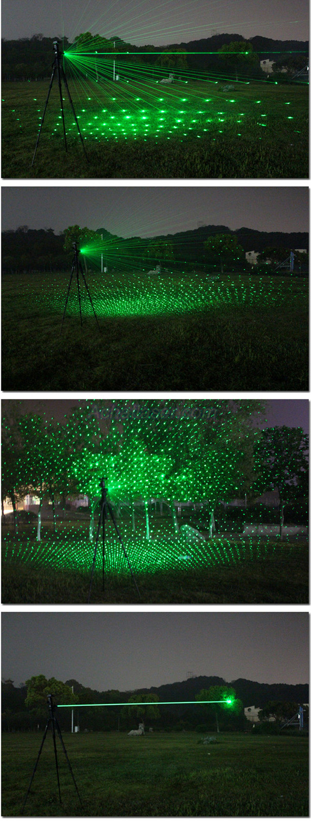 Stärkster Grüner Laserpointer 10000mW