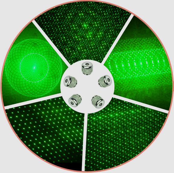 Stärkster Grüner Laserpointer 10000mW mit Schutzbrille