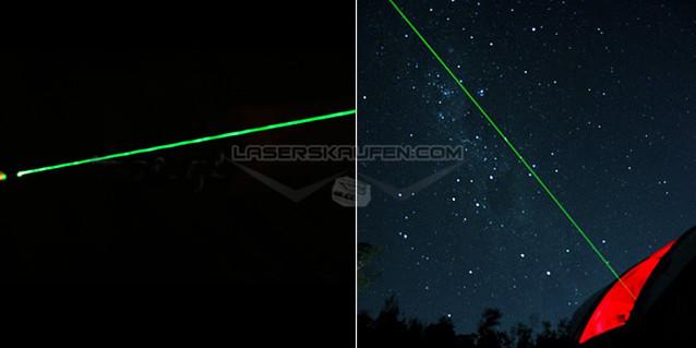 Laserpointer grün 30mW billig