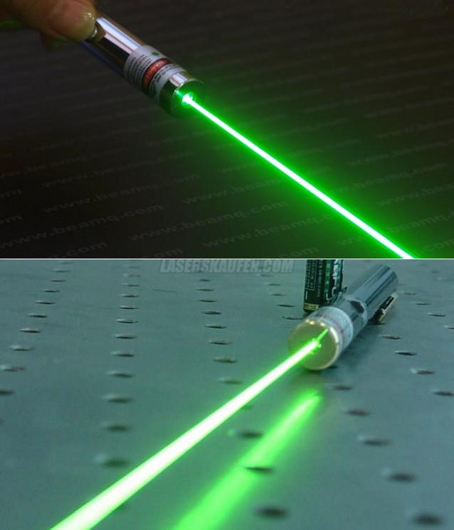 Laserpointer Stift grün 200mW
