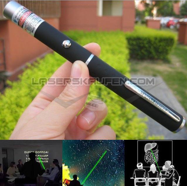 Grüner Laser Stift 30mw