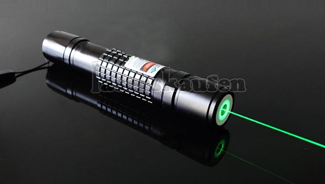 Grüner Laserpointer 100mW