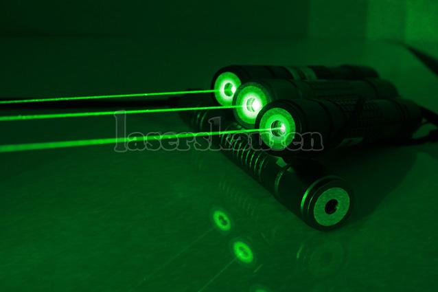 100mW Laserpointer Grün