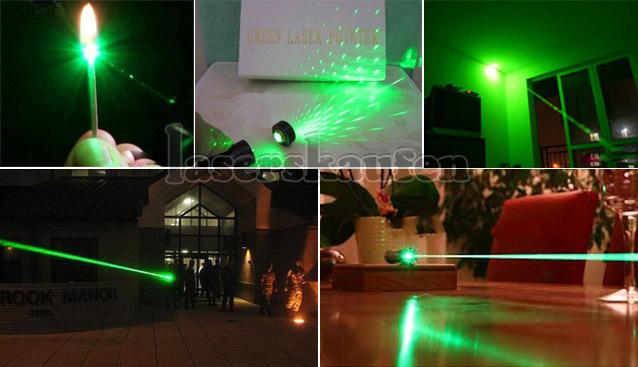 Laserpointer 500mW grün