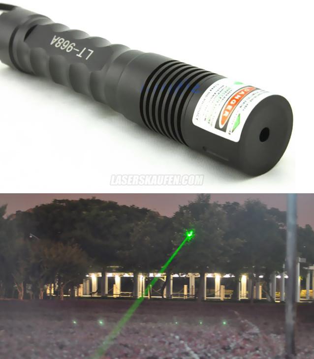 Laserpointer wasserdicht 200mW