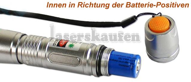 Grüner Laserpointer 300mW