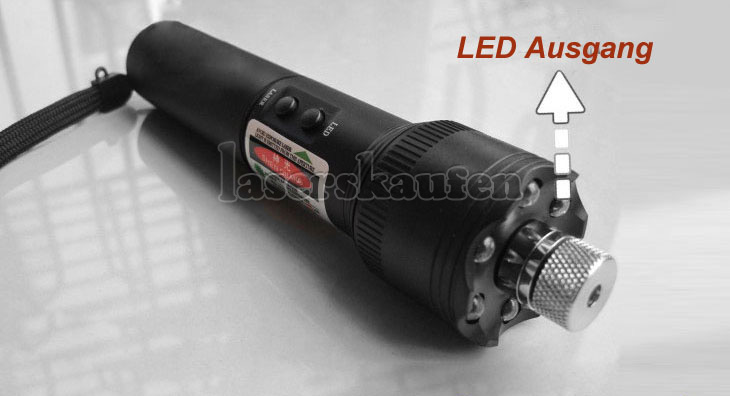 Laserpointer 100mW LED