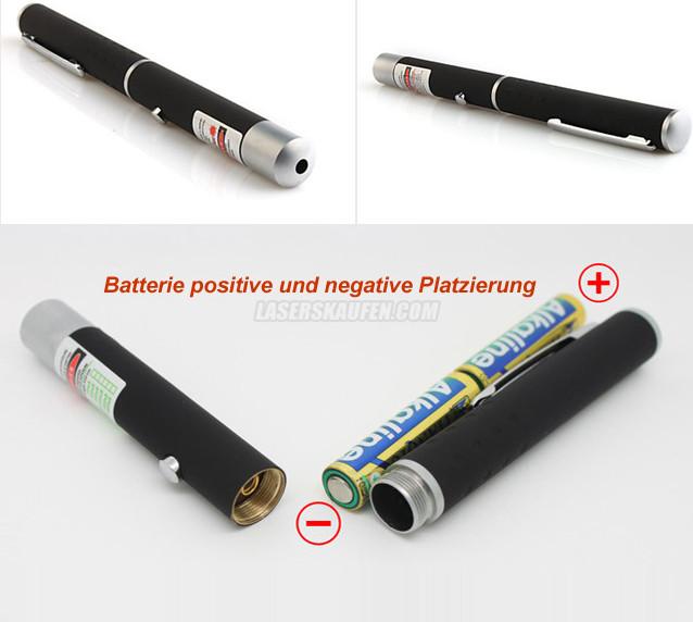 laserpointer 200mw kugelschreiber