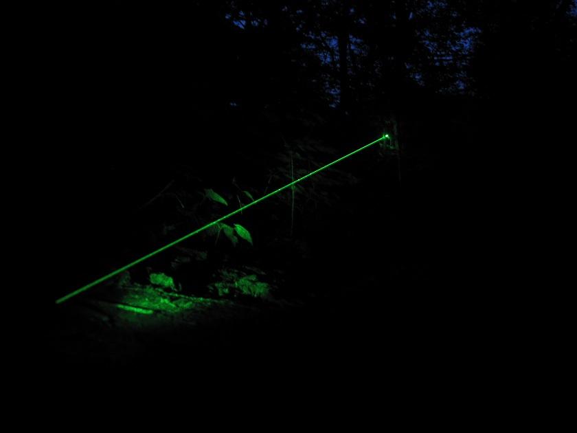 200mW Laserpointer
