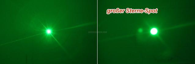 laserpointer 200mw grün