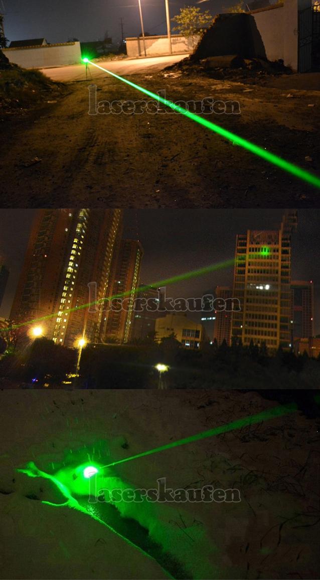 Grüner Laserpointer 200mW