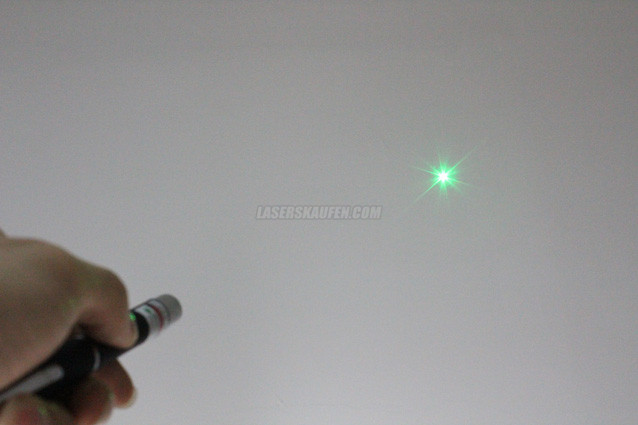 laserpointer 10mW gut für Präsentation