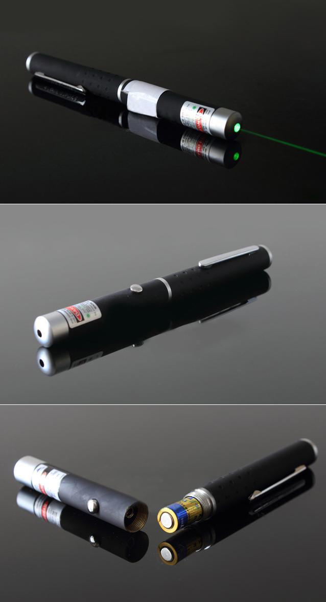 Hochwertige Laserpointer Stift 50mW
