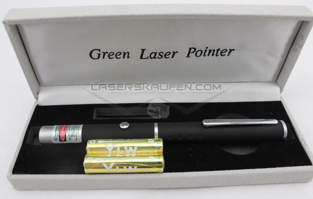 Laserpointer 5mW Grün hochwertig