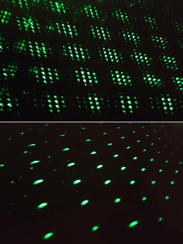 Laserpointer Grün hohe Reichweite