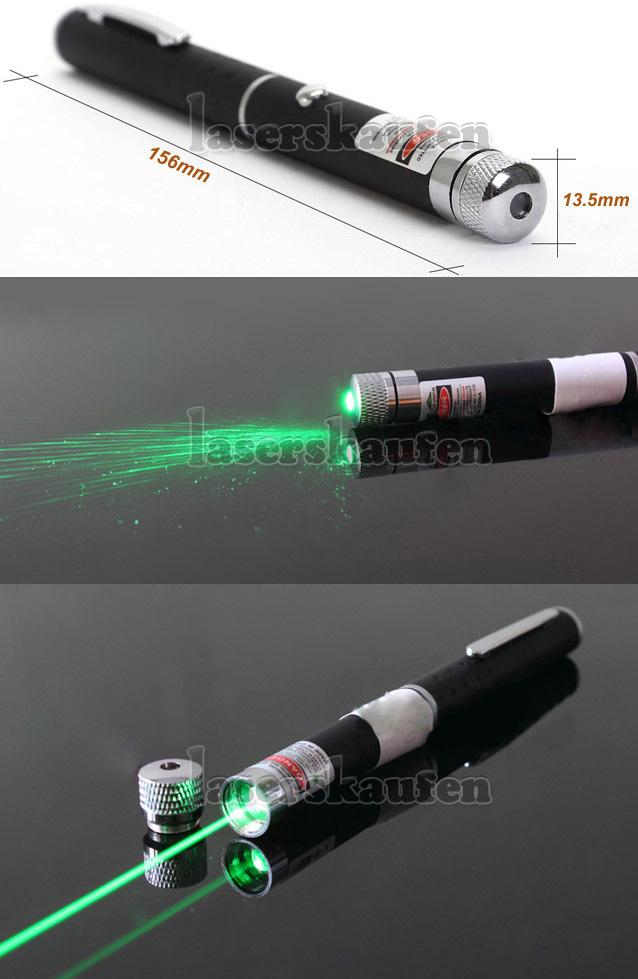 Laserpointer Stift 100mW