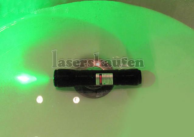 Laserpointer Grün 100mW wasserdicht