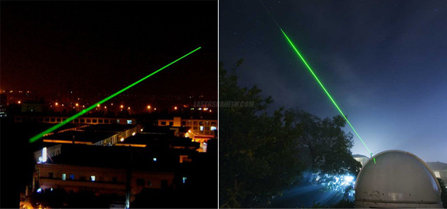 Laserpointer 50mW mit hohe Reichweite