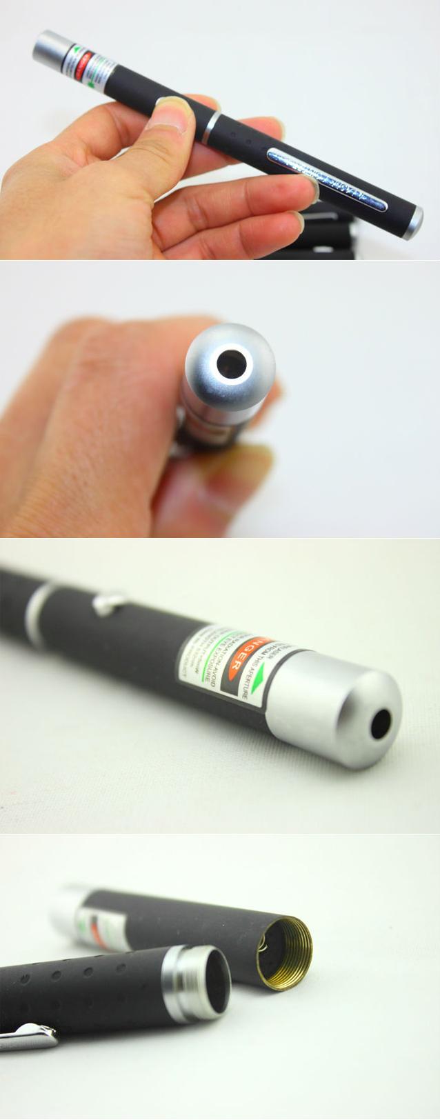 Laserpointer Grün 15mW