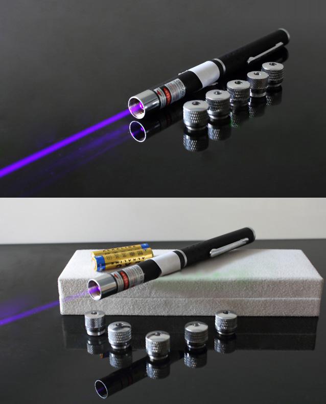 Laserpointer Blau Violett