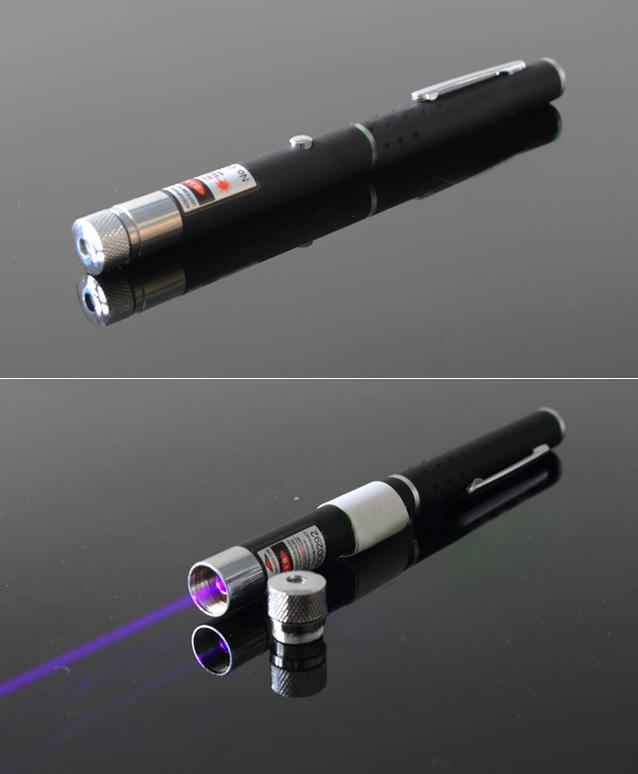 Laserpointer Violett 50mW