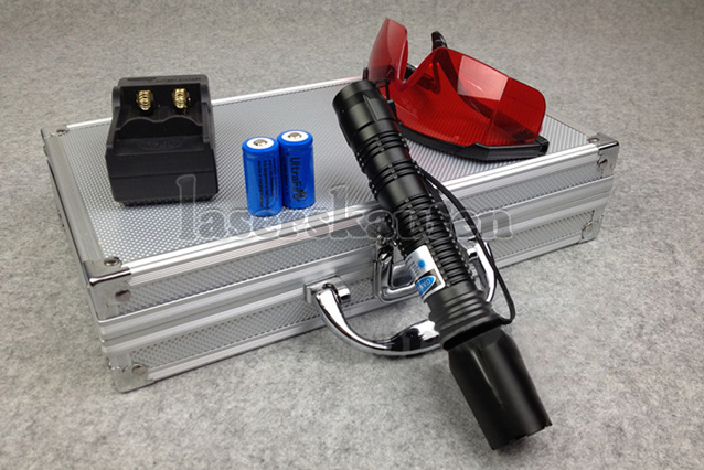 Laserpointer Blau 2000mW