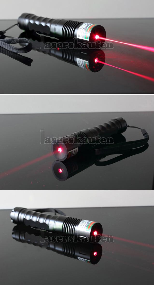 Laserpointer Rot Taschenlampe