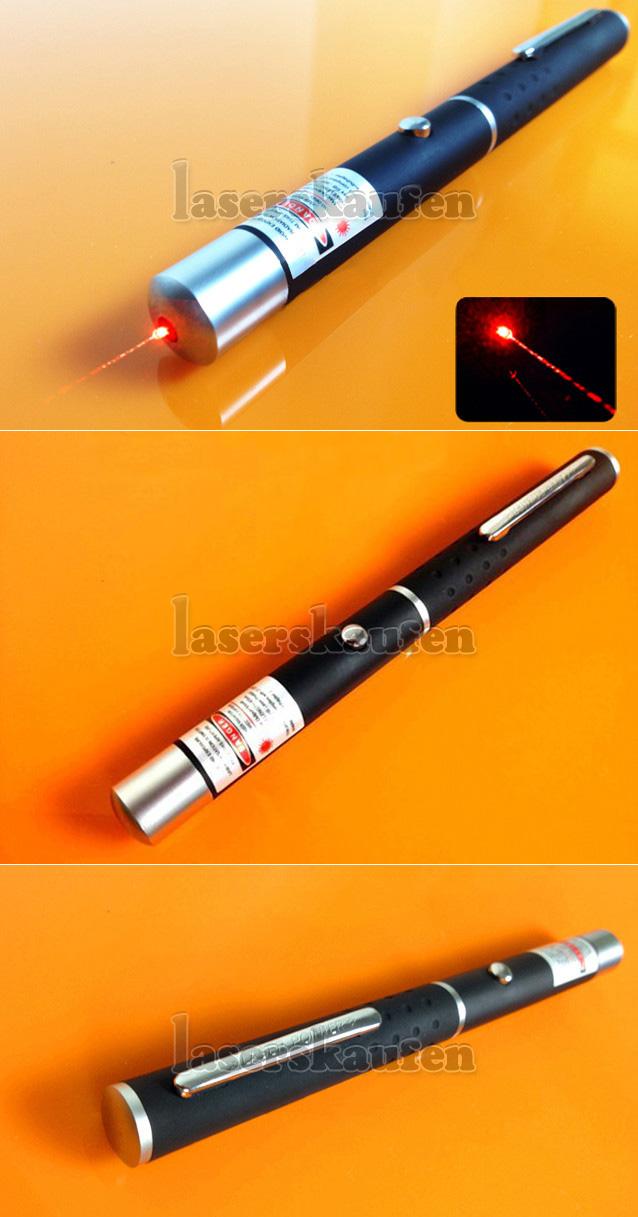 roten laserpointer 100mW