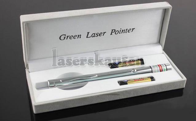 Rote Laserpointer Stift 100mW kaufen
