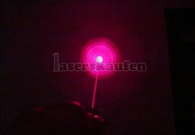 Helle rote Laserpointer Stift