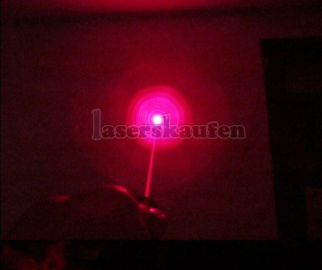 Laserpointer 200mW Rot