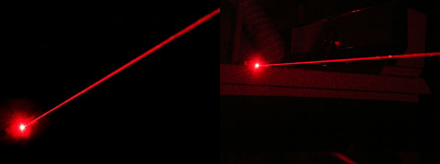 Laserpointer Rot 10mW
