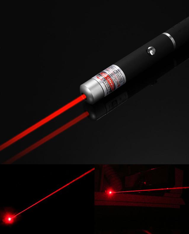 Roter Laserpointer 50mW kaufen