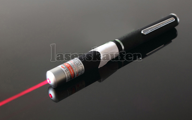 Roter Laserpointer 200mW