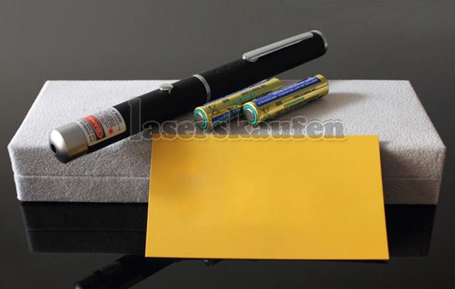 Laserpointer Stift Rot 300mW günstig kaufen
