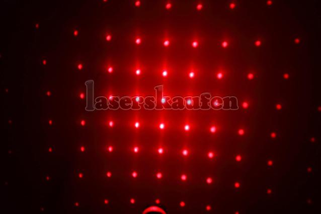 Laser Rot mit Aufsätze
